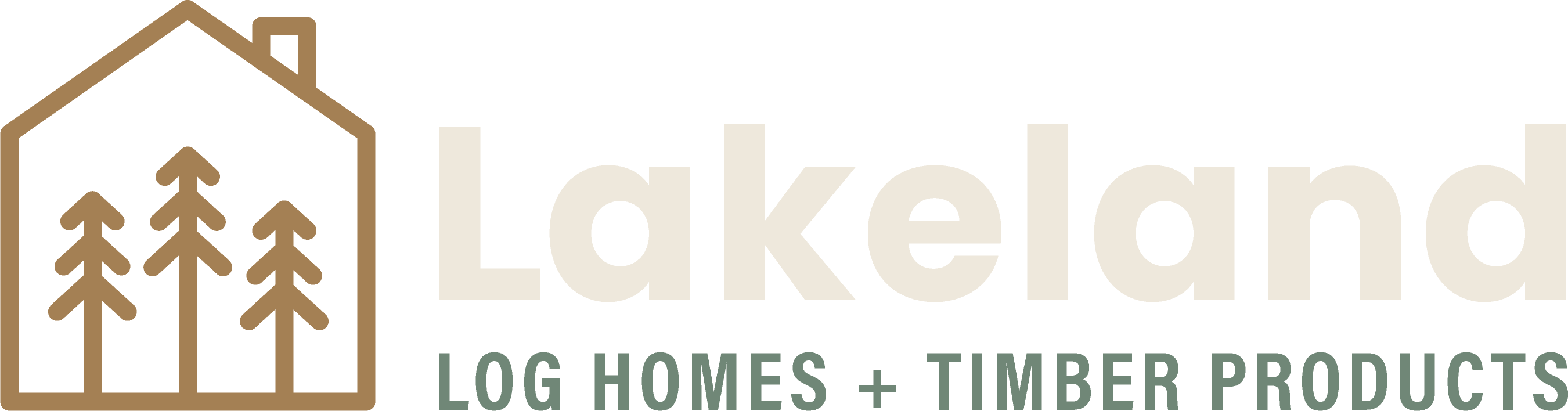 Lakeland Log Homes + Timber Products